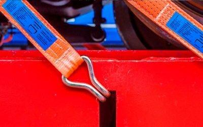 Lashing strap