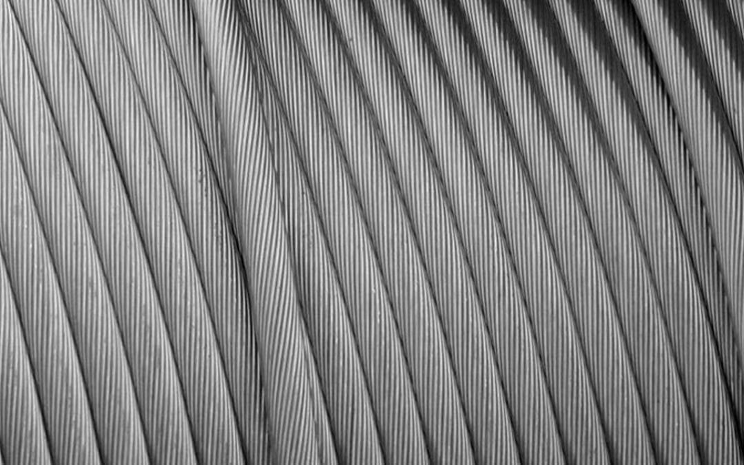 Cordoalha de aço
