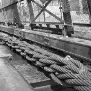 Cable Laid Trançadas manualmente