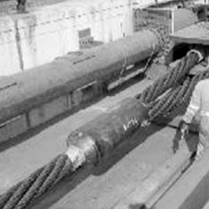 Kimlock Cable Laid Lingas Soquetadas