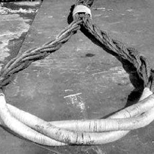 Lingas de Cabo de Aço Kimflex Grommets