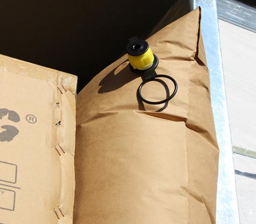 dunnage bag para contenção de carga