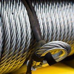 Lingas cabo de aço