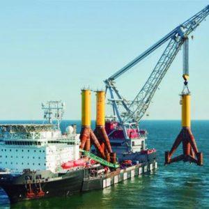 Cabos navais sintéticos